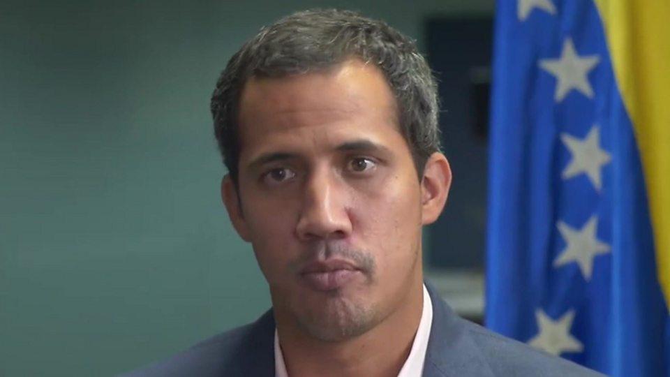 Venezuela S Guaid Military Force Still An Option