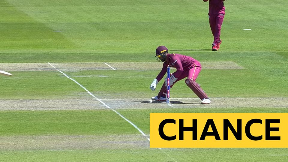 Cricket World Cup: India thrash West Indies by 125 runs at