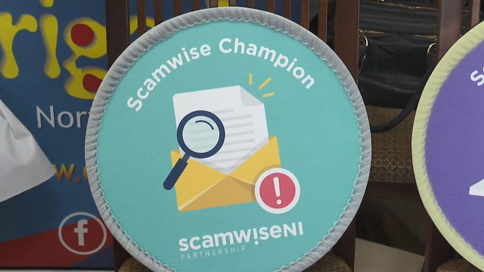 Online scamming: 'If it doesn't look right, don't trust it'