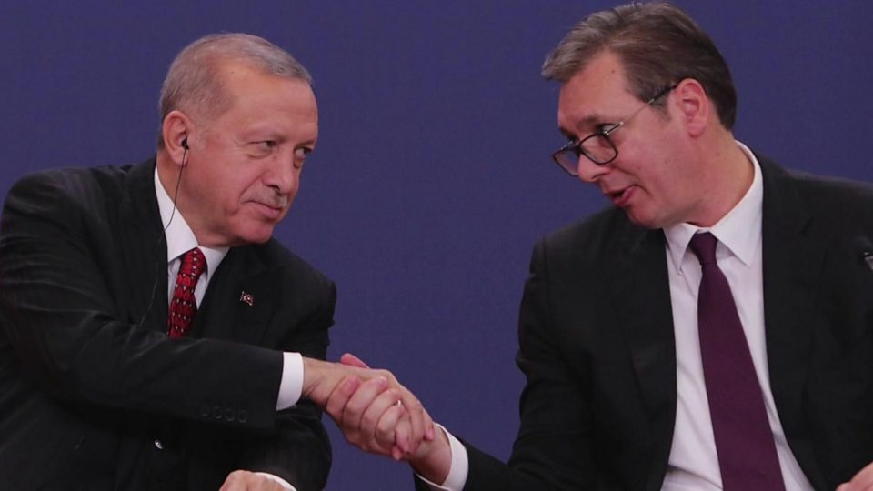 Poseta turskog predsednika: Erdogan opet u Beogradu
