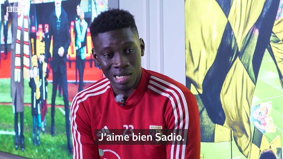 """Ismaila Sarr: """"Il faut que 2020 soit l'année de Sadio Mané"""""""