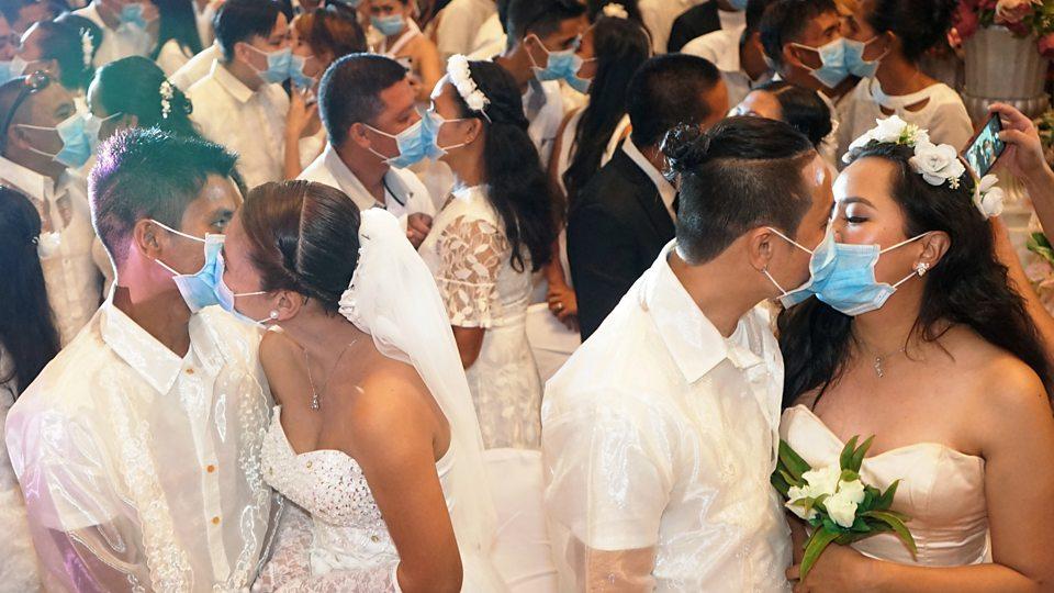 Coronavirus I Ve Had To Cancel My Wedding Bbc News