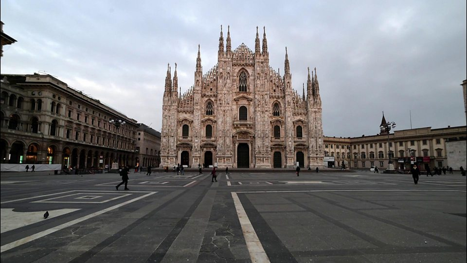 Italia extiende las medidas de aislamiento por el coronavirus a todo su territorio