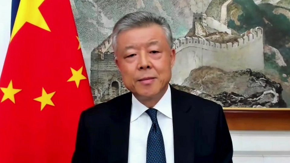 Liu Xiaoming: China is not the enemy of the US