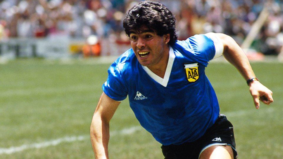 1986 World Cup winner Diego Maradona has passed away aged 60
