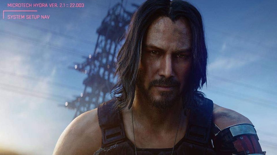 Keanu Reeves talks to BBC Sounds podcast Press X to Continue