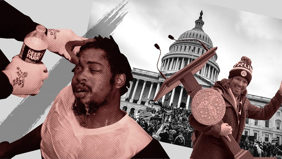 Capitol riots: 'We would have been murdered'