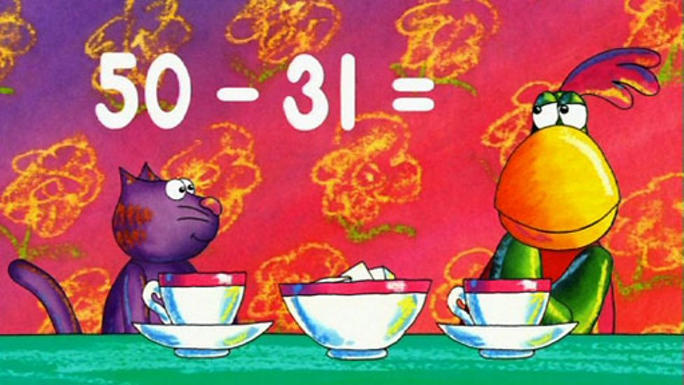 math worksheet : bbc two  numbertime addition and subtraction addition and  : Checking Subtraction With Addition Worksheet