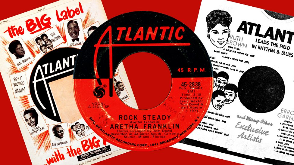 [LISTEN] BBC Radio 6 Music - The Atlantic Records Story: Money Honey