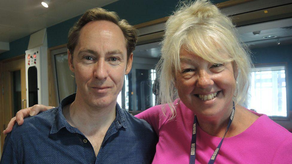BBC Radio 6 Music - Liz Kershaw, With Roddy Frame, Roddy Frame