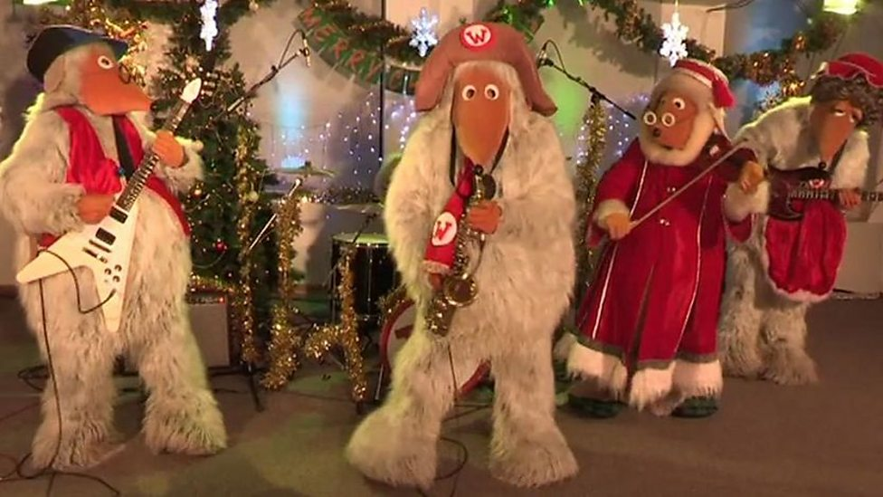 Image result for wombling merry christmas