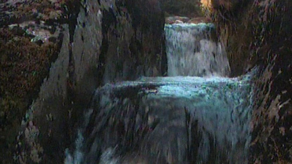 Bbc two landmarks the river severn the course of the river bbc two landmarks the river severn the course of the river waterfall formation ccuart Image collections
