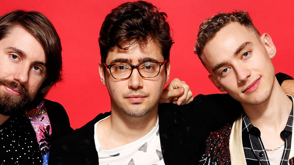 Years & Years own it at the BBC Music Awards 2015