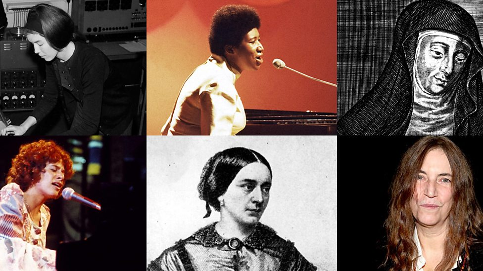 Are these the 10 most revolutionary women in music?
