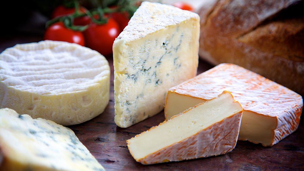 BBC Radio 4 - The Food Programme - The really, really hard cheese quiz