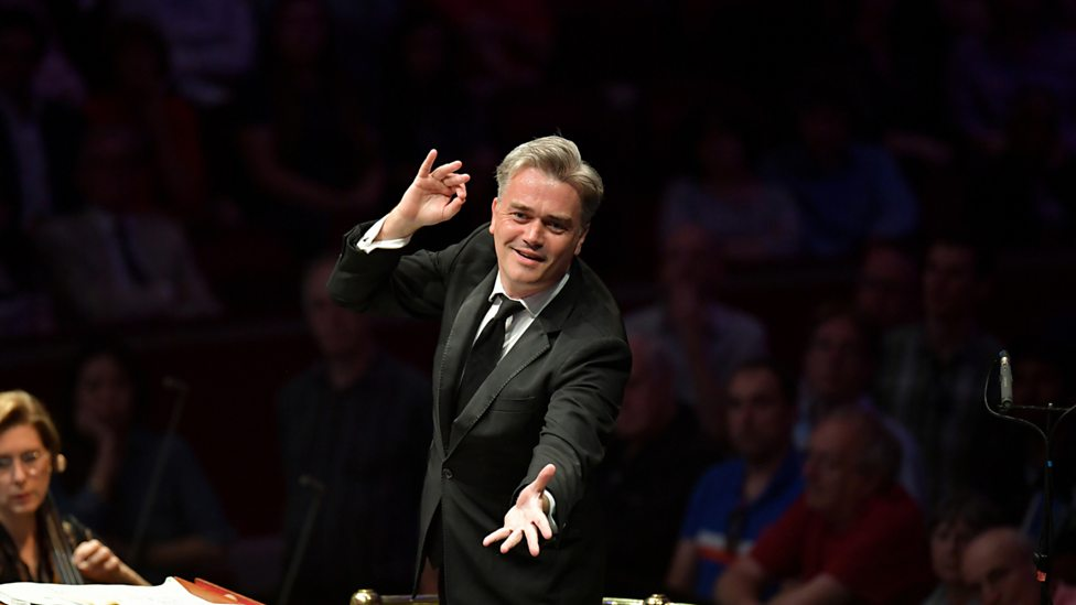 [LISTEN] Prom 22: Debussy's King Lear - Fanfare d'ouverture with Edward Gardner conducting the BBC Symphony Orchestra