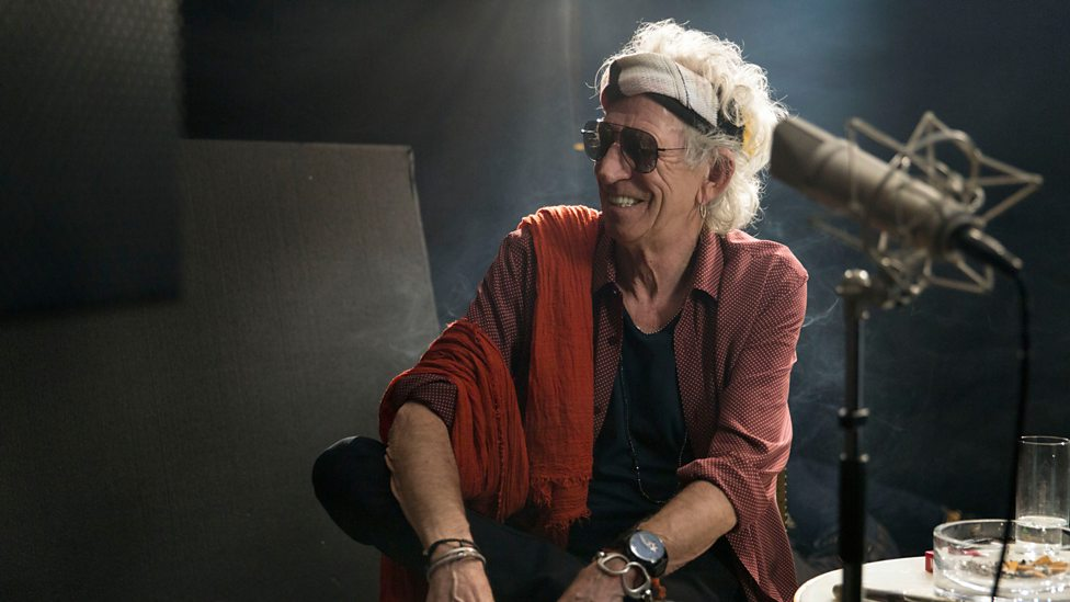 [WATCH] Keith Richards - The Origin of the Species: Director's Cut