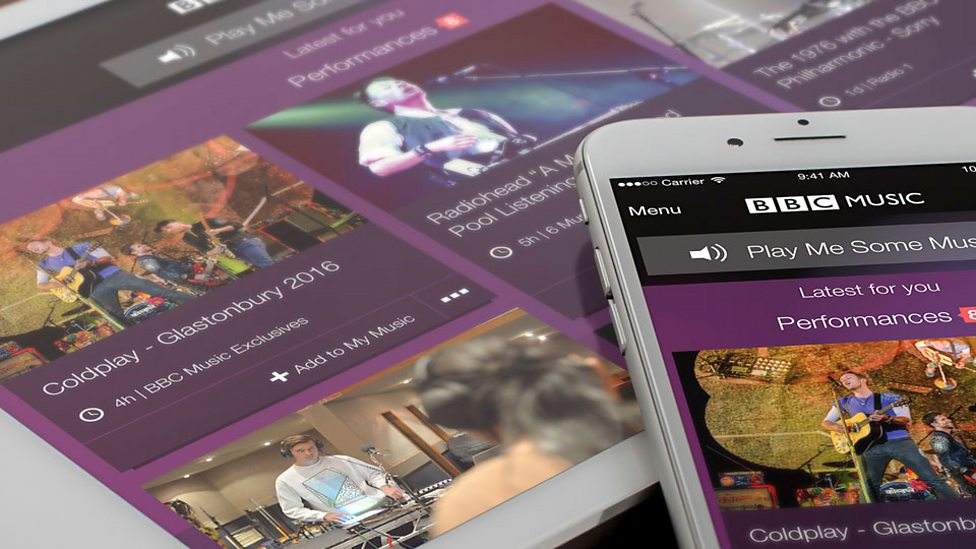 BBC Music just got personal: get to know the new BBC Music app