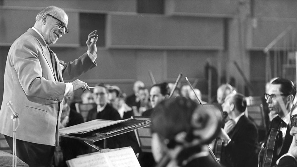 [LISTEN] BBC Radio 3 - Pied Piper: David surveys the life of Sir Thomas Beecham