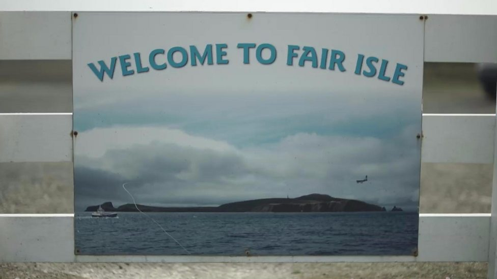 BBC One - Fair Isle: Living on the Edge, Welcome to Fair Isle