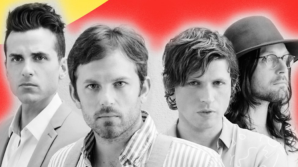 This quiz is on fire! Can YOU name these Kings Of Leon songs?