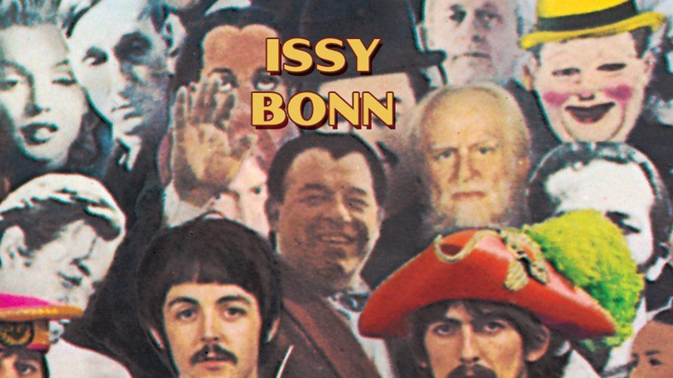Image result for issy bon sgt pepper