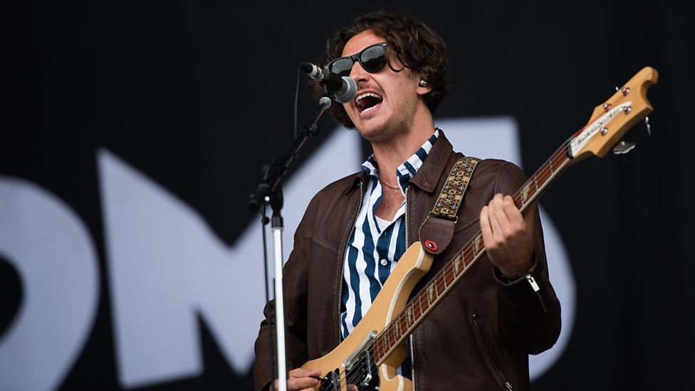 Blossoms perform Charlemagne at TRNSMT Festival