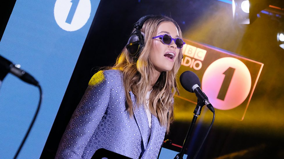 [WATCH] BBC Radio 1 - Rita Ora joins us for a Christmas Live Lounge, performing her single and a festive cover of Wham!'s Last Christmas