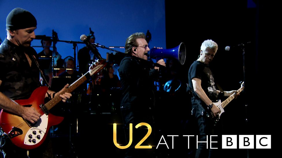 [WATCH] U2 - Get Out Of Your Own Way (U2 At The BBC)