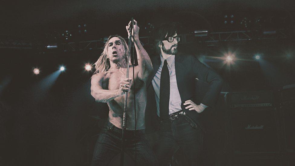 [LISTEN] Iggy Pop & Jarvis Cocker - Red Right Hand