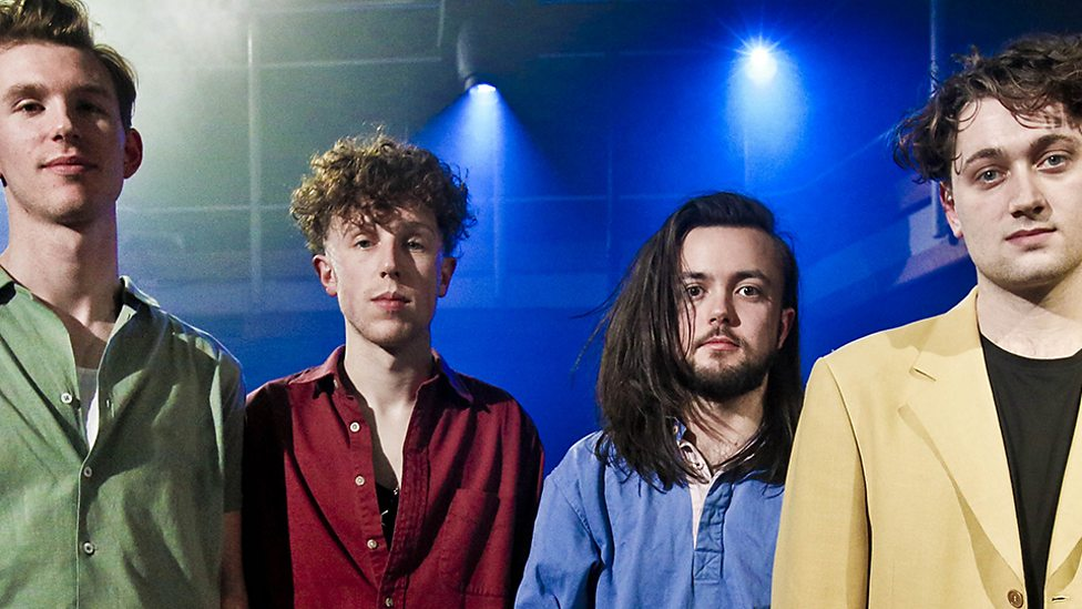 WATCH // Marsicans in session for BBC Music Introducing