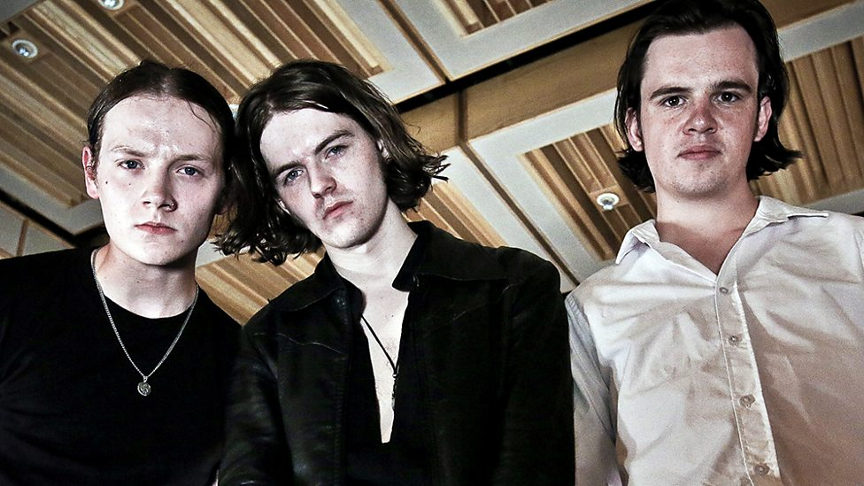 WATCH // The Blinders in session for BBC Music Introducing