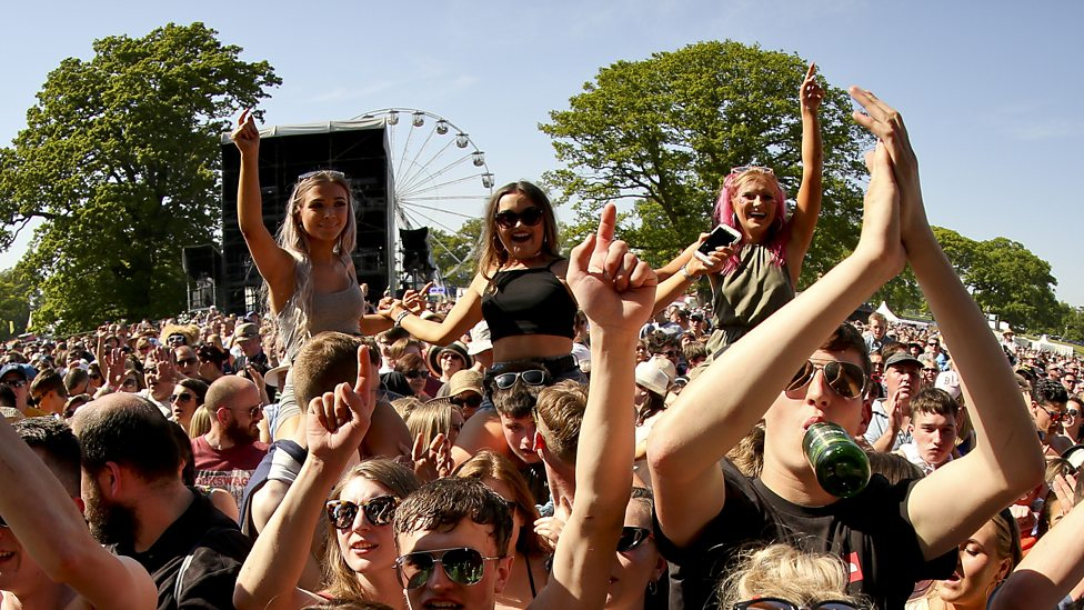 The best photos from The Biggest Weekend