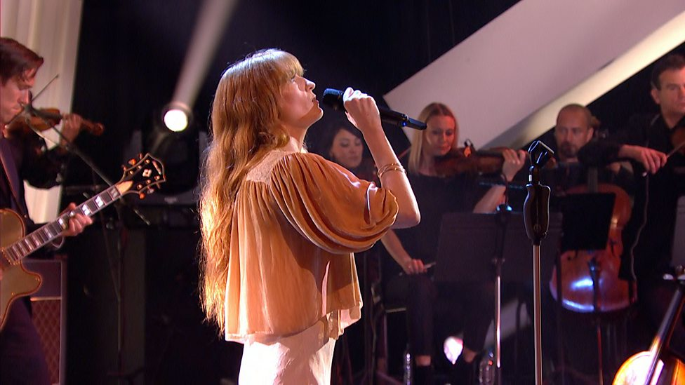 [WATCH] Florence + the Machine - Hunger