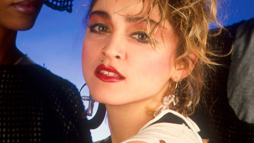 [LISTEN] BBC Radio 2 - The Madonna 80s Mastermix