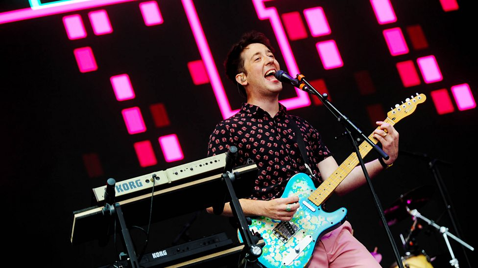 [WATCH] The Wombats - Lemon To A Knife Fight (Reading + Leeds 2018)