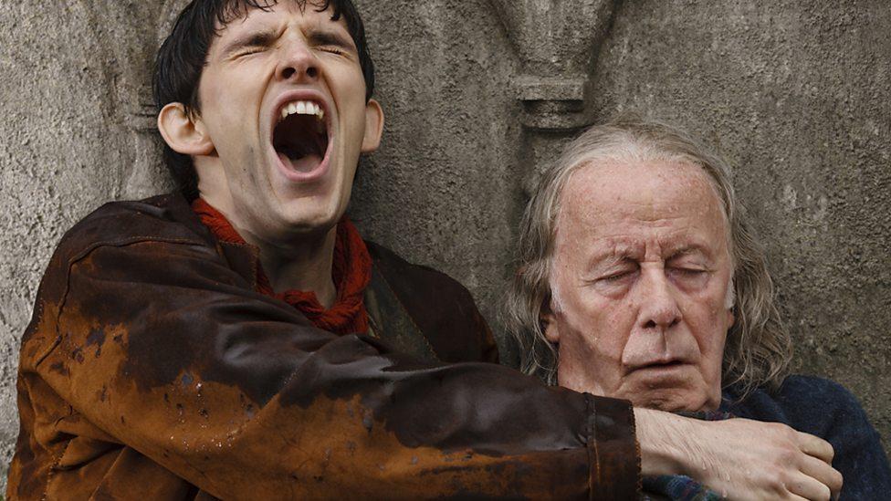 Bildresultat för le morte d'arthur bbc