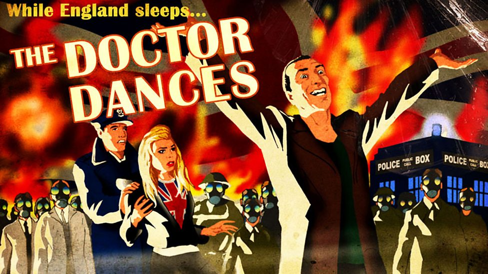 Image result for the doctor dances