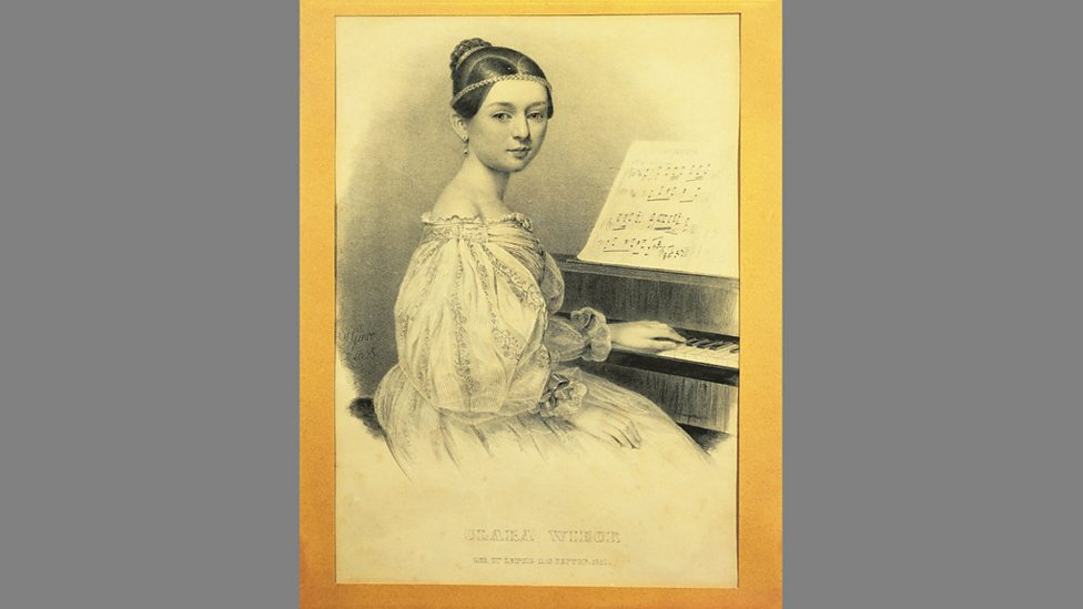 an introduction to the life clara wieck schumann Clara schumann was a rare, talented female pianist in the 1800s, devoted wife of composer robert schumann, daughter of over controlling father, mother of 7 children, beloved friend and life-long love of johannes brahms.