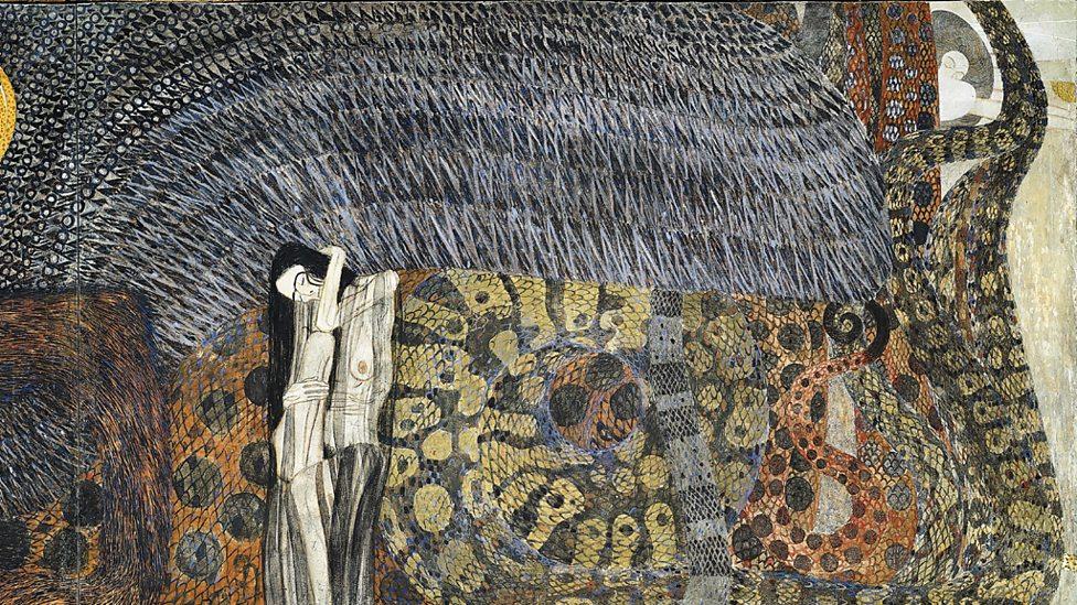 BBC Radio 3 - Klimt\'s Beethoven Frieze - Afternoon Concert ...