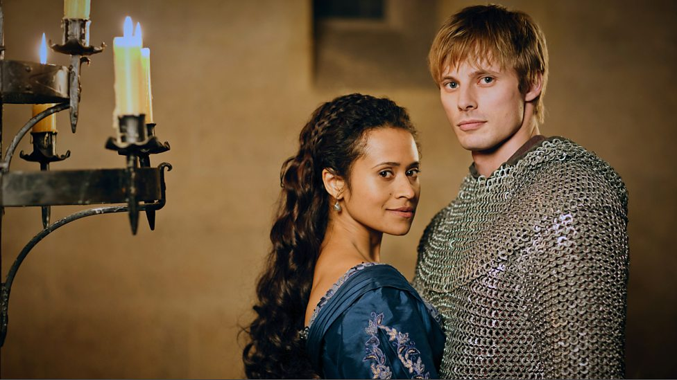 Camelot king arthur and guinevere