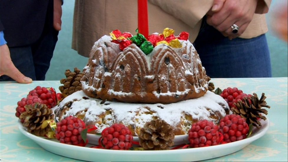 BBC Two - Episode 7 - Sweet Dough - Brendan's black forest ...