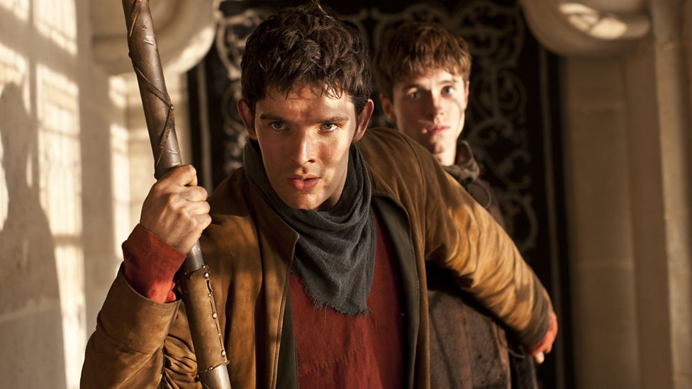 d1d6d8266be BBC One - Merlin and Daegal - Merlin