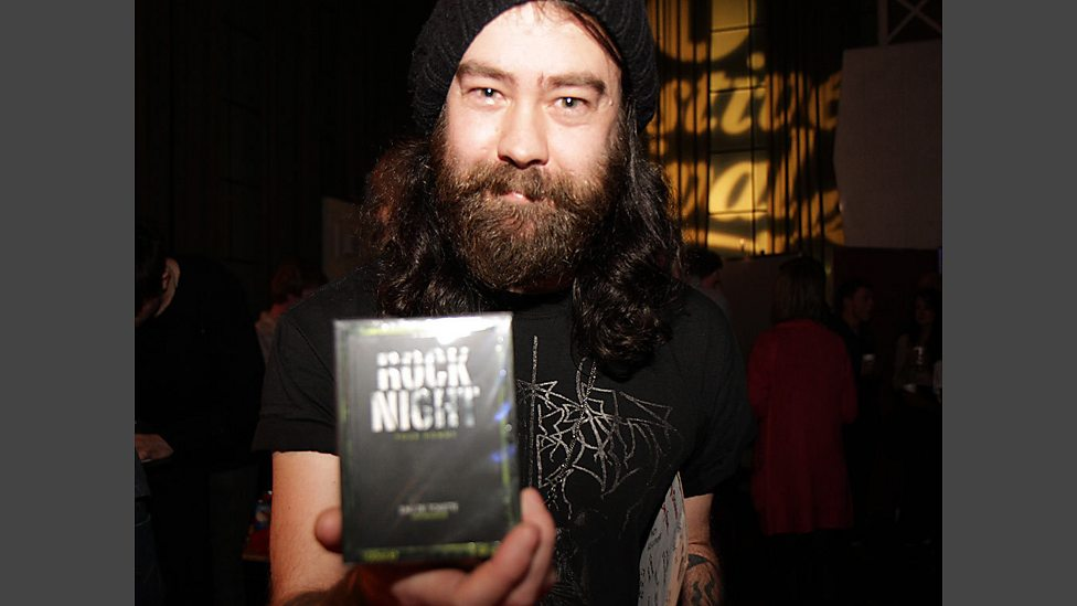 Bbc Radio 1 The Smell Of Rock Night Eau De Toilette Nick