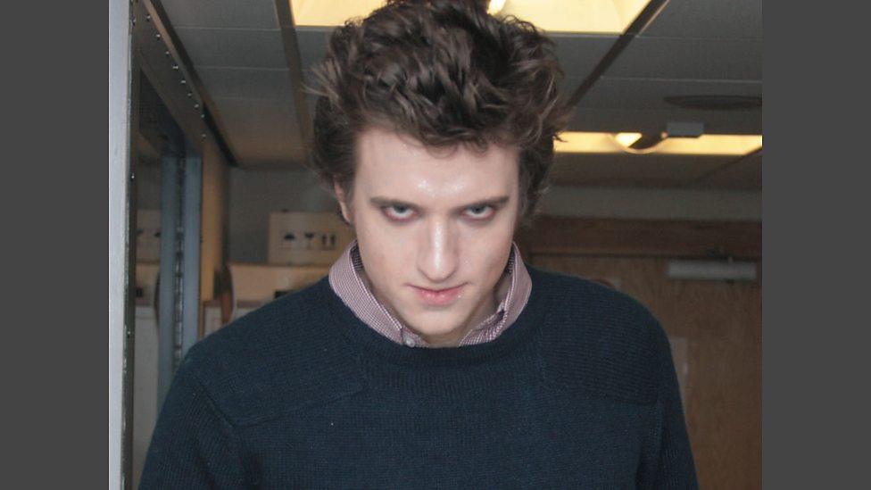 bbc radio 1 greg as edward cullen from twilight 6 radio 1
