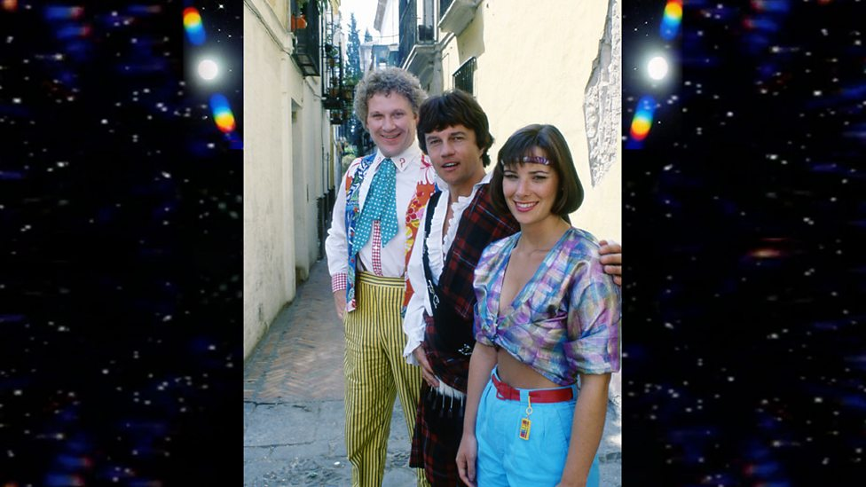 bbc one frazer hines had recently returned to doctor who doctor