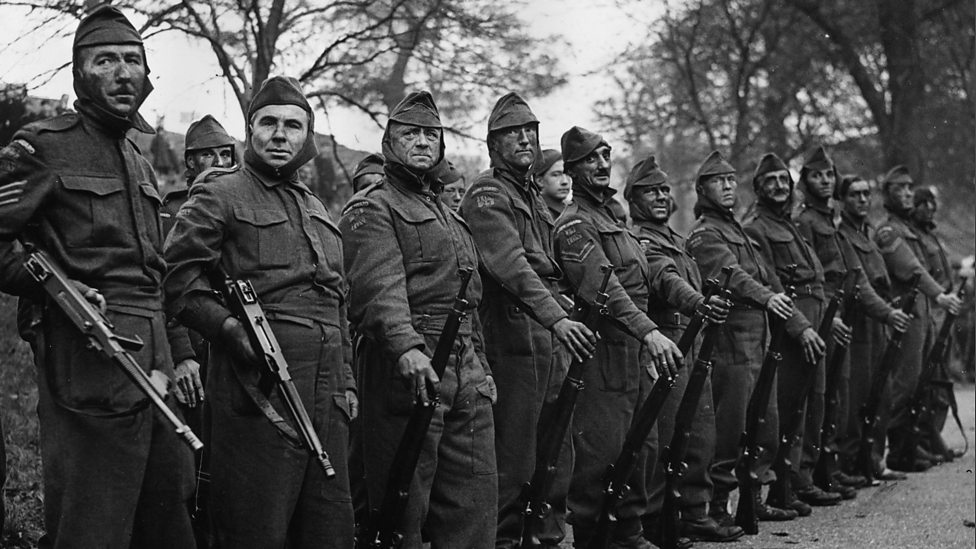 In the early years of the war, Orwell saw the Home Guard as a potential force for radical, even revolutionary change.