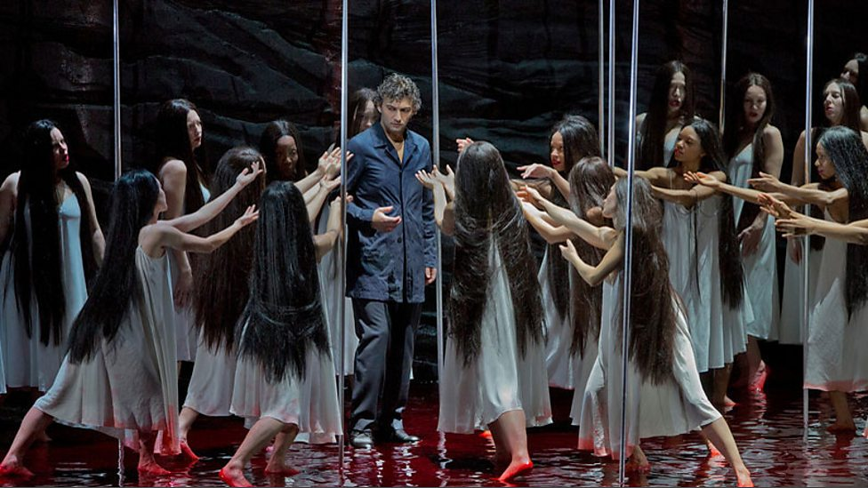 Jonas Kaufmann As The Title Character Of Wagners Parsifal