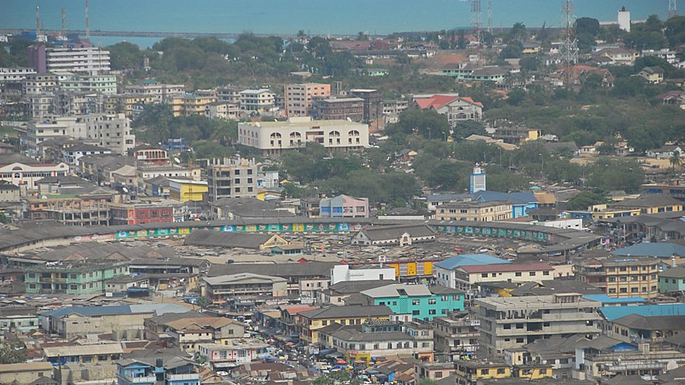 Bbc World Service Takoradi Is Dubbed The Oil City Assignment