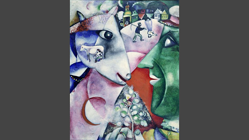 BBC Radio 4 - I and the Village 1911 by Marc Chagall - Front Row ...